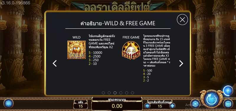 free game & wild