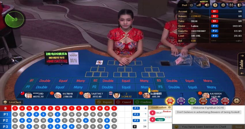 dg casino-ไพ่ 5 ใบ