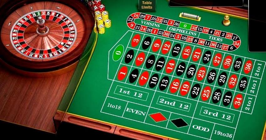 dg casino-รูเล็ต