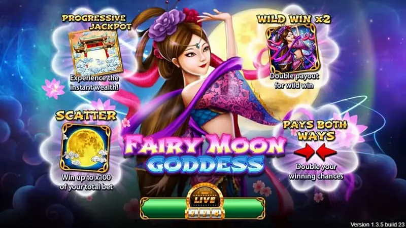 Fairy Moon Goddess-live22