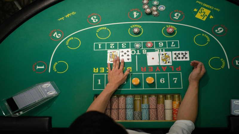 DG casino-baccarat-dg casino